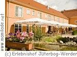 Landgaststätte auf dem Erlebnishof Jüterbog-Werder