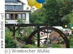 """Landgasthof """"Wambacher Mühle"""" in Schlangenbad"""