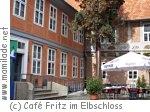 Cafè Fritz im Elbschloss Bleckede