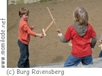 Kindergeburtstag auf Burg Ravensberg