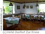 Prunn Gasthaus Hotel Krone