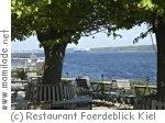 Kiel Restaurant Foerdeblick