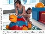 Kindergeburtstag im Erlebnisbad Platsch