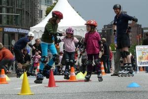 der Schule Hamburg in Inline Kindergeburtstag Skating in f7byvYgI6