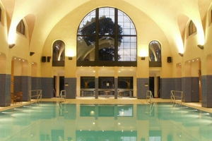 Hallenbad Kaifu-Bad Eimsbüttel in Hamburg