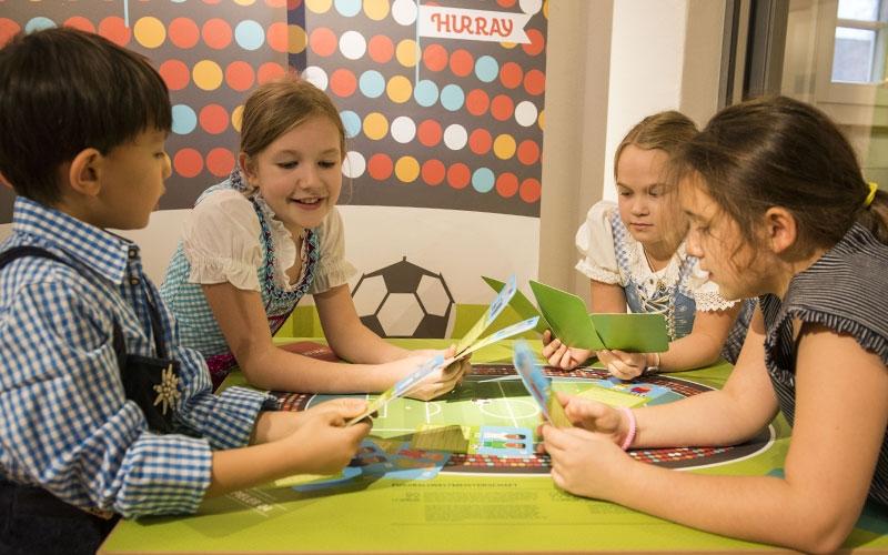 Kindergeburtstag im Stadtmuseum Neckarsulm