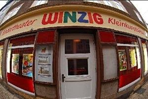 """Kindergeburtstag im Kindertheater """"Winzig"""" in Gotha"""
