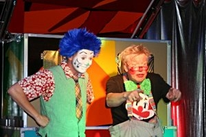 "(c) Kindertheater ""Winzig"" in Gotha"