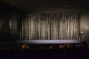 Blick in den Kinosaal