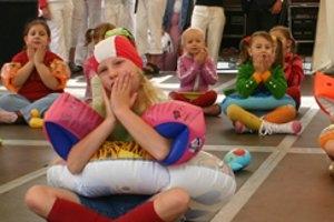 Kindergeburtstag in der Tanzschule in Köln