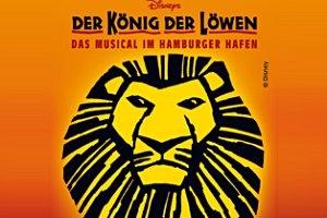 Theater im Hamburger Hafen: Disneys Der König der Löwen