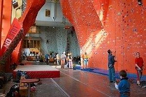 Kindergeburtstag in der Kletterhalle (c) NO LIMIT Leipzig