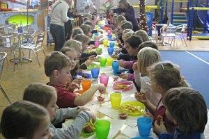 Kindergeburtstag im Lollipop in Schwäbisch Hall