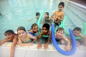 Schwimmkurs AquaMar in Marburg