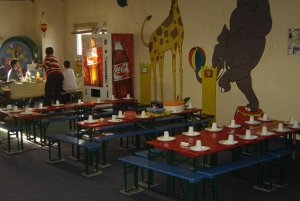 Kindergeburtstag im Indoorpark Trampolini Merzig