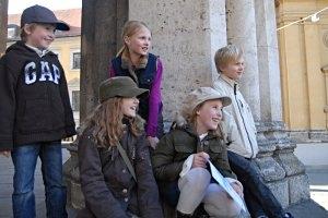 Stadtführungen und Kindergeburtstag München