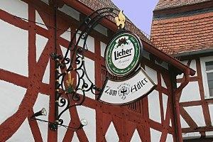 """Wirtshaus """"Zum Adler"""" im Hessenpark von Neu-Anspach"""