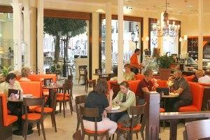 Eiscafe Atrium in Niederrossla