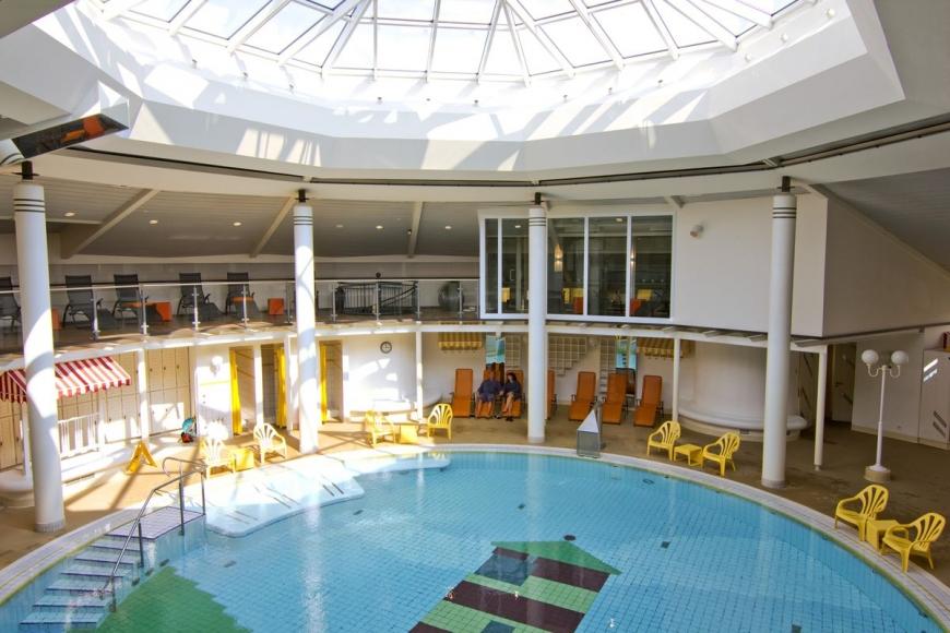Schwimmbad-Oase Greetsiel