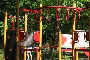 Spielplatz in Oberwartha