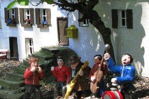 Miniaturpark Klein-Erzgebirge in Oederan