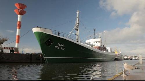 Museumschiff FMS Gera Bremerhaven