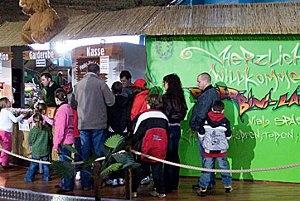 Kindergeburtstag im Spielparadies Pader-Bini-Land