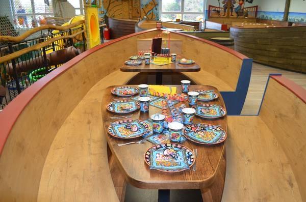 Kindergeburtstag in Jimmys Funpark in Dasing