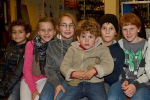 Kindergeburtstag im Polarion Bad Liebenzell (c) Polarion