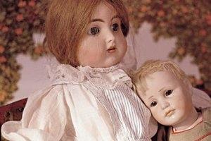 Puppenmuseum Falkenstein in Hamburg