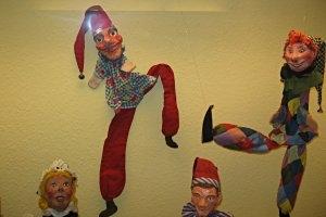 Puppenclub im Puppentheater Halle