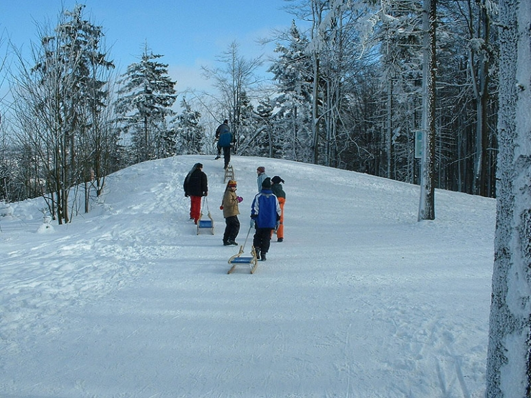 Wintersport in Rehefeld-Zaunhaus