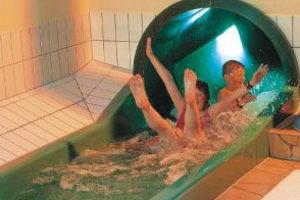 Kindergeburtstag in der Bodden-Therme in Ribnitz-Damgarten