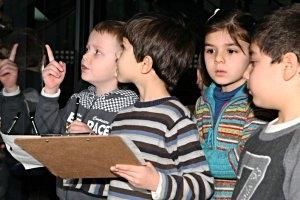 Kindergeburtstag im Ruhr Museum