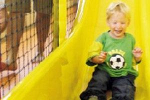 Kindergeburtstag in der Kinderspielfabrik in Saalfeld