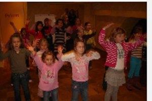 Kindergeburtstag in der Tanzschule Bootz-Ohlmann Saarbrücken