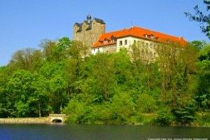 Schlossbesichtigung (c) Schloss Ballenstedt