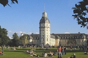 Schlossgarten Karlsruhe (c) Karlsruher Messe-und Kongress-GmbH
