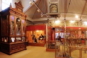 Blick in die Ausstellung Schwarzwaldmuseum Triberg