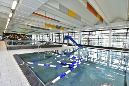 Schwimmhalle Gablenz
