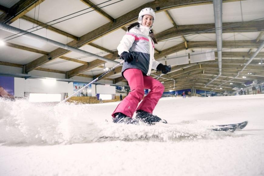 Skihalle Bottrop