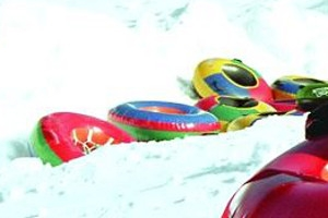 Snowtubing in Bernau (c) Tourist-Information Bernau i.Schwarzwald