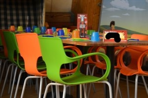 Kindergeburtstag im Trampoline Kinderland (c) alex grom