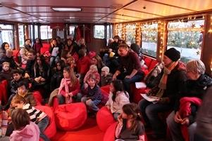 Auf dem Märchenschiff