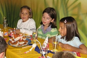 Traunstein Babalu Funpark Kindergeburtstag