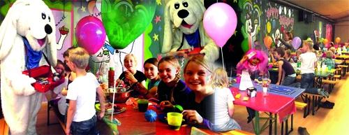 Kindergeburtstag im Pelotero Indoor-Spielpark Wesselburen