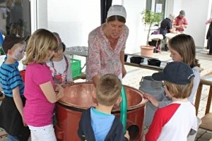 Kinderprogramm- Upländer Milchmuseum in Willingen