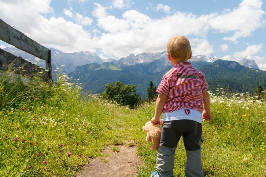 Symbolfoto Bärenpfad zwischen Grafenau und Neuschönau