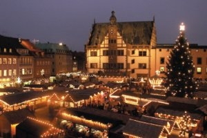 Schweinfurter Weihnachtsmarkt (c) Stadt Schweinfurt