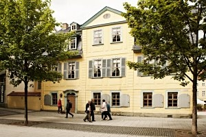 Schillers Wohnhaus in Weimar